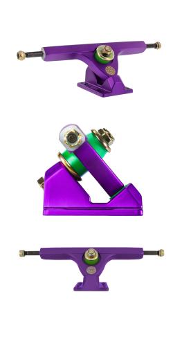 Caliber II FIFTY 50° 184mm satin purple ašys