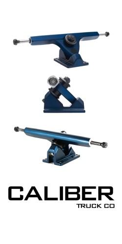 Caliber II FIFTY 50° 184mm Midnight Satin Blue ašys