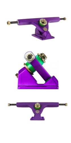 Caliber II FORTY-FOUR 44° 184mm satin purple ašys