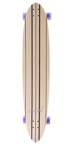 Koastal Pearl longboard komplektas