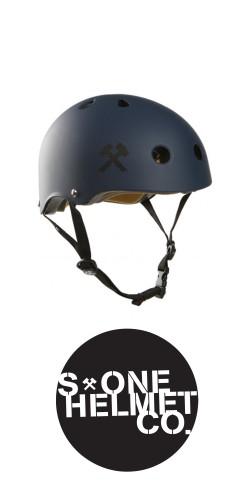 S-One Lifer Navy Matte šalmas