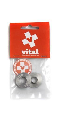 VITAL Precision Flat Washers 25mm poveržlės